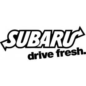 Subaru matrica