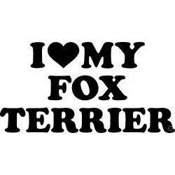 Foxterrier matrica 1