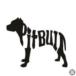 Pitbull matrica 3