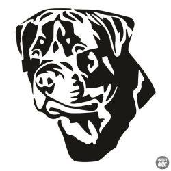 Rottweiler matrica 7