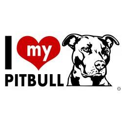 Pitbull matrica 8