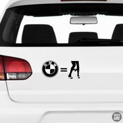 BMW matrica 1