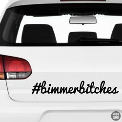 BMW matrica Bimmerbitches