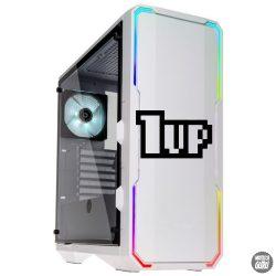 1 UP matrica