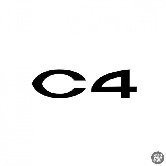 Citroen C4 matrica