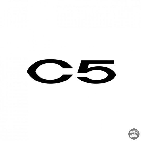 Citroen C5 matrica