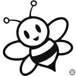 Cuki méhecske matrica