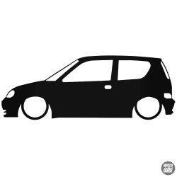 Fiat matrica Seicento
