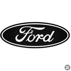 Ford gyári logó matrica