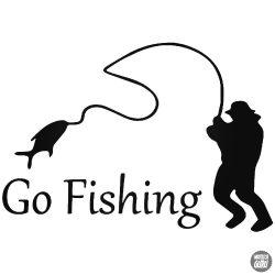 Go Fishing! matrica