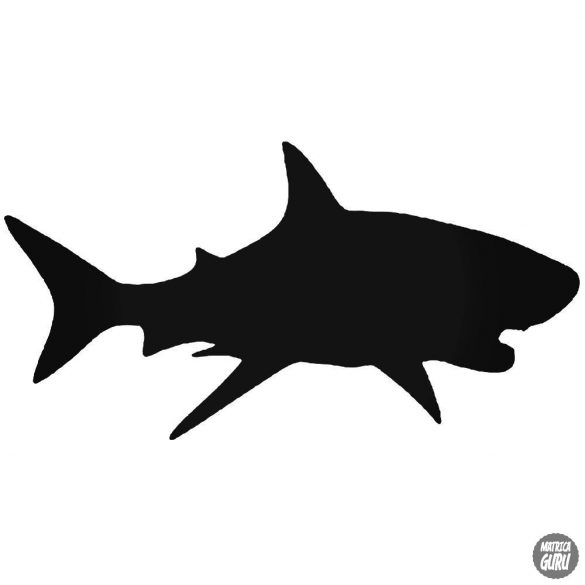 Nagy fehér cápa matrica