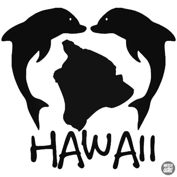 Hawaii delfinek matrica