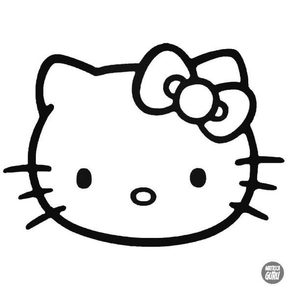 Hello Kitty matrica 1