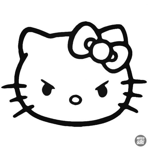 Mérges Hello Kitty matrica