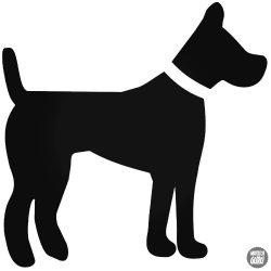 Husky kutya matrica