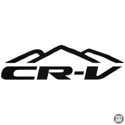 Honda matrica CR-V hegyek