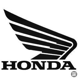 Honda szárny matrica