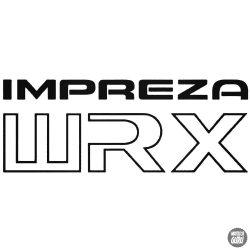 Subaru Impreza WRX matrica