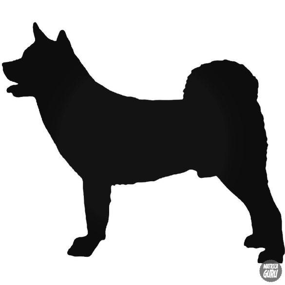 Akita kutya matrica