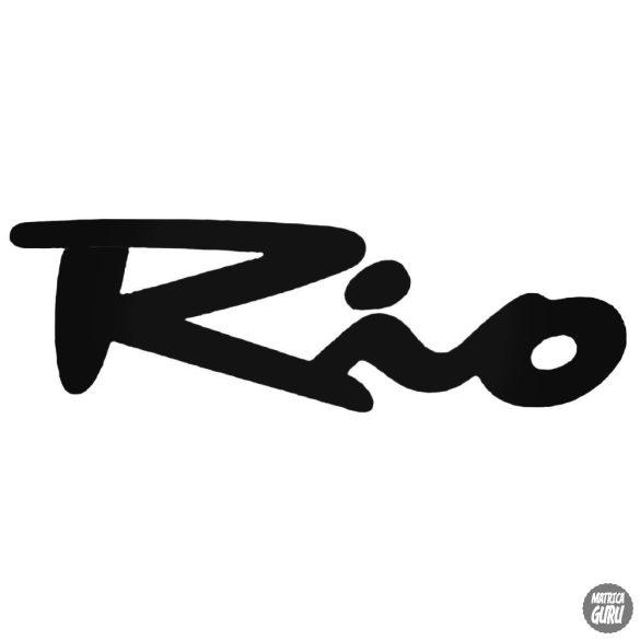 Kia RIO matrica