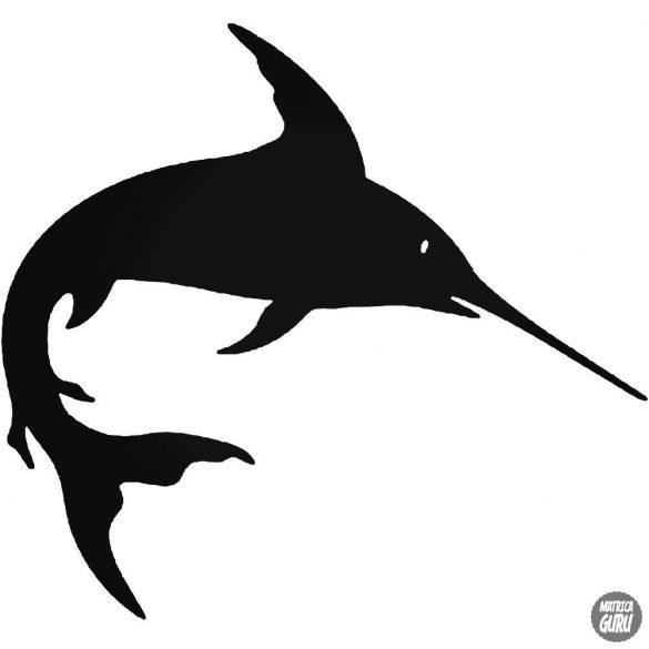 Nyársorrú hal matrica