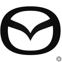 Mazda Logó matrica