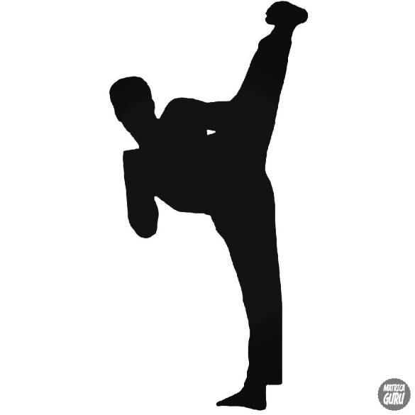 Kung-Fu Man matrica