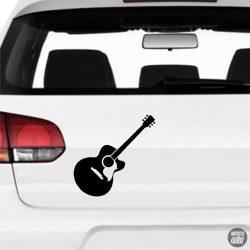 Akkusztikus gitár Autómatrica