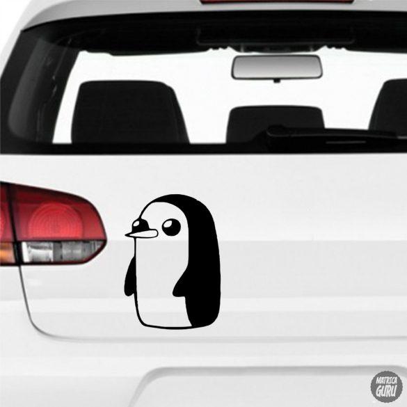 Édes pingvin matrica