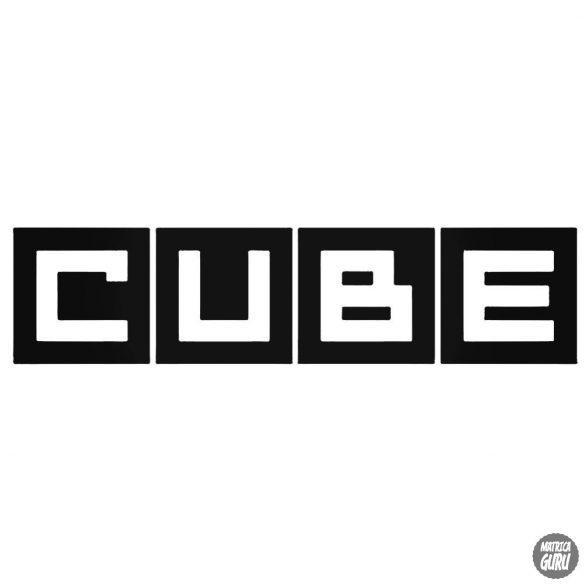Nissan matrica Cube felirat