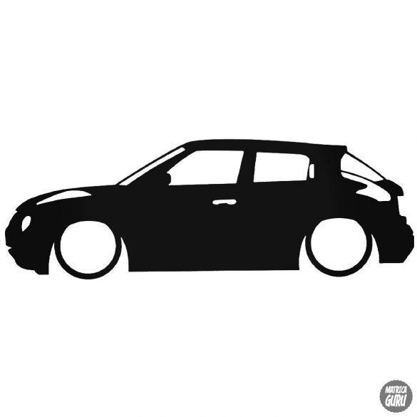 Nissan Juke matrica 1