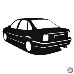 Opel embléma matrica