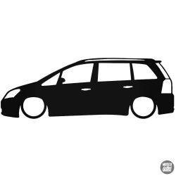 Opel matrica Zafira B