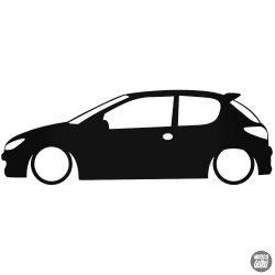 Peugeot matrica 206