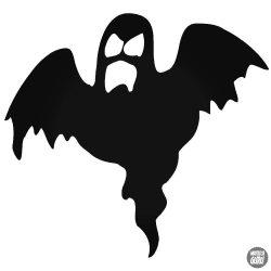Phantom szellem matrica