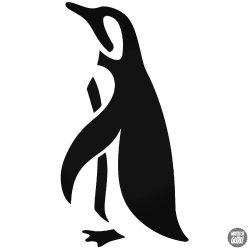 "Pingvinke ""2"" matrica"