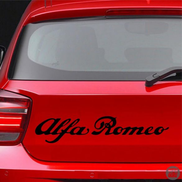 Alfa Romeo matrica 1