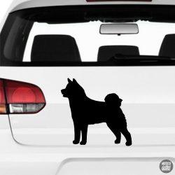 Akita teljes kutya matrica