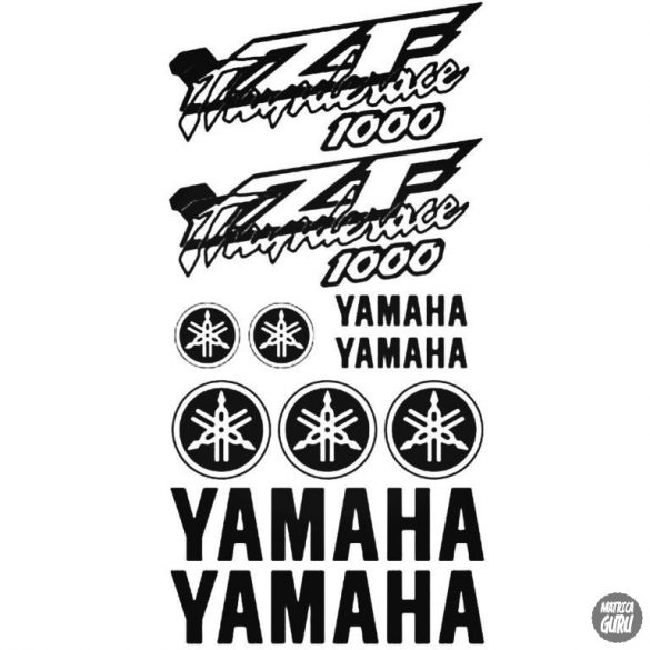 Yamaha Yzf 1000 szett matrica