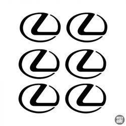 Lexus jelek matrica
