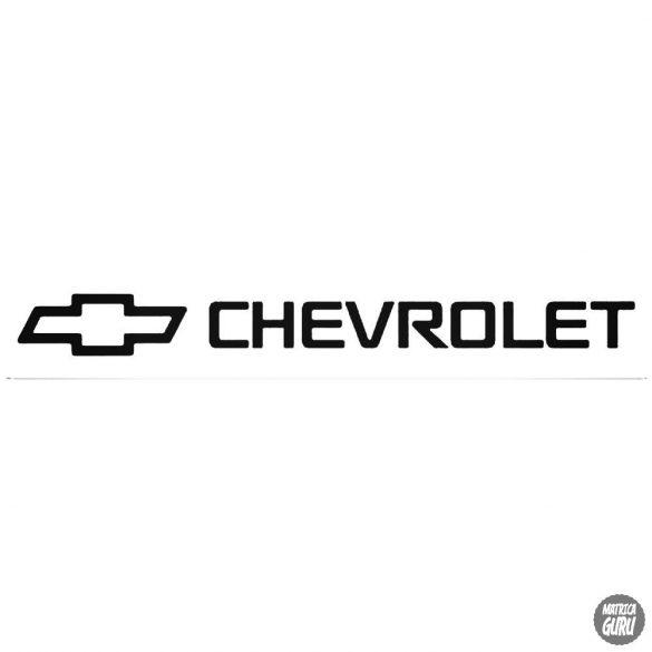 Chevrolet embléma matrica
