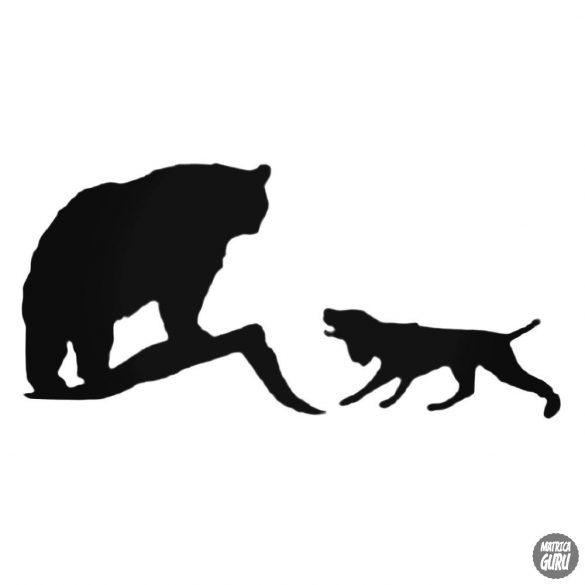 Medve vs Kutya matrica