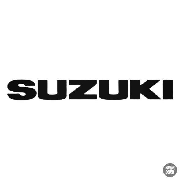 Suzuki embléma matrica