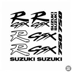 Suzuki R GSX 750 szett matrica