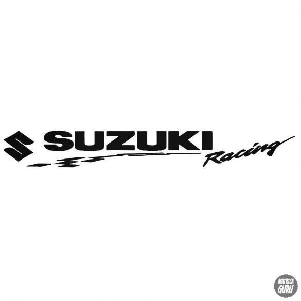 Suzuki matrica Racing felirat