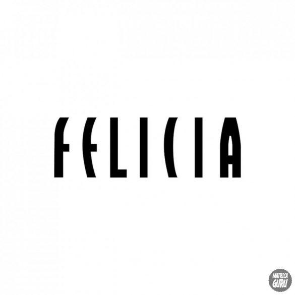 Skoda matrica Felicia felirat