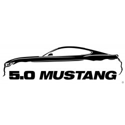 5.0 Ford Mustang matrica