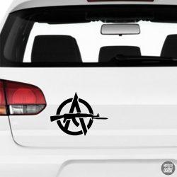 AK47 Anarchy Autómatrica