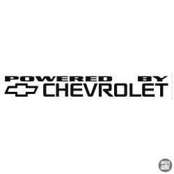 Powered by Chevrolet matrica 2