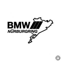 BMW matrica Nürburgring 1